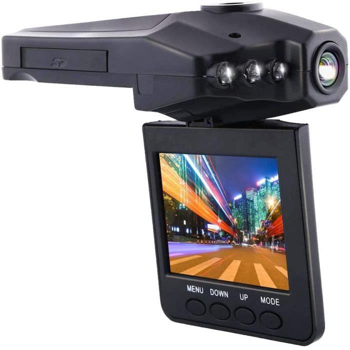 Caméra embarquée pour Voiture avec écran TFT et Vision Nocturne Infrarouge 527