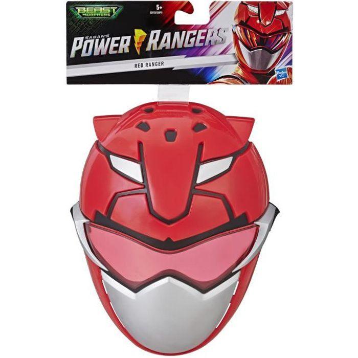 Masque Power Rangers Beast Morphers - Accessoire de déguisement
