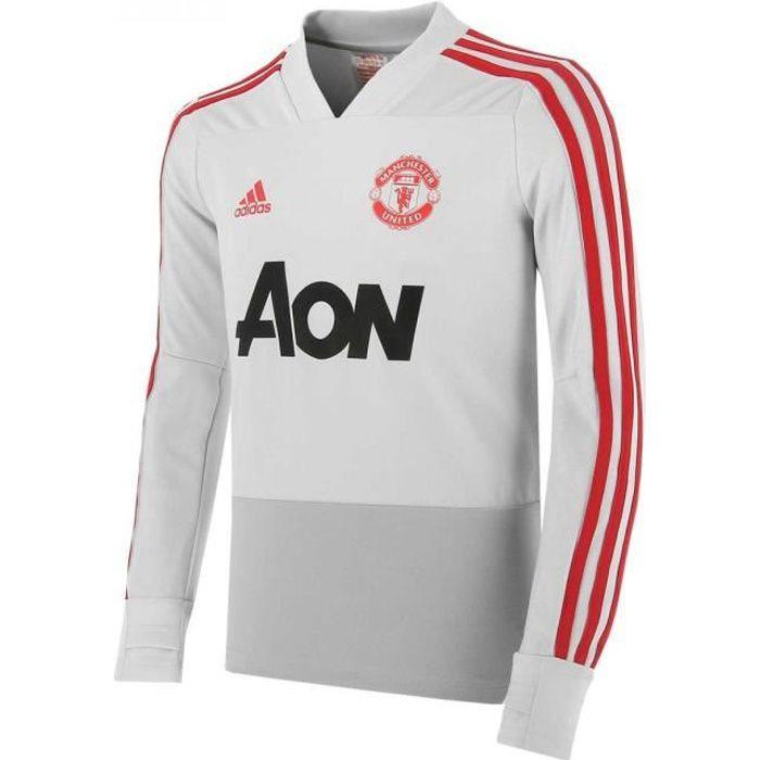 Maillot adidas Manchester United Training Top Junior - DP6826