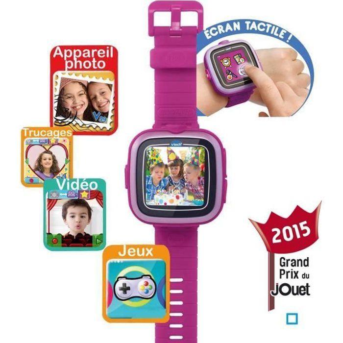 VTECH Kidizoom Smartwatch Connect Mauve