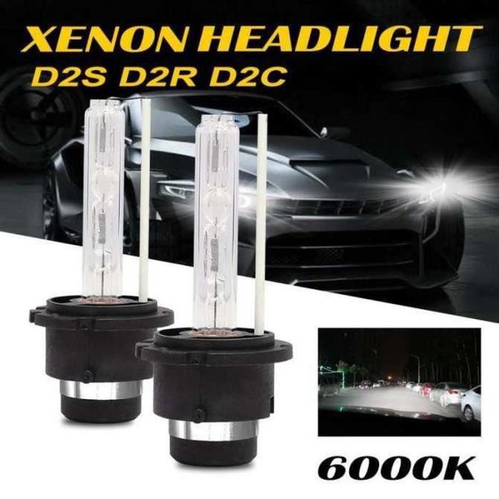 ZG15257-[Promotion] D2R - D2S - D2C 35W HID XENON OEM Ampoules de remplacement Lampes de remplacement 6K