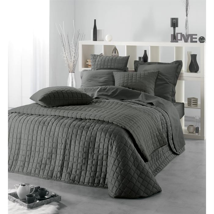couvre lit matelass 220 x 240 cm venus microfibre achat vente jet e de lit boutis cdiscount. Black Bedroom Furniture Sets. Home Design Ideas