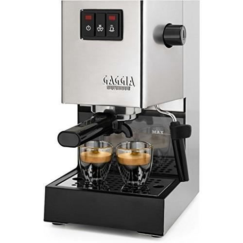 machines expresso gaggia achat vente pas cher cdiscount. Black Bedroom Furniture Sets. Home Design Ideas