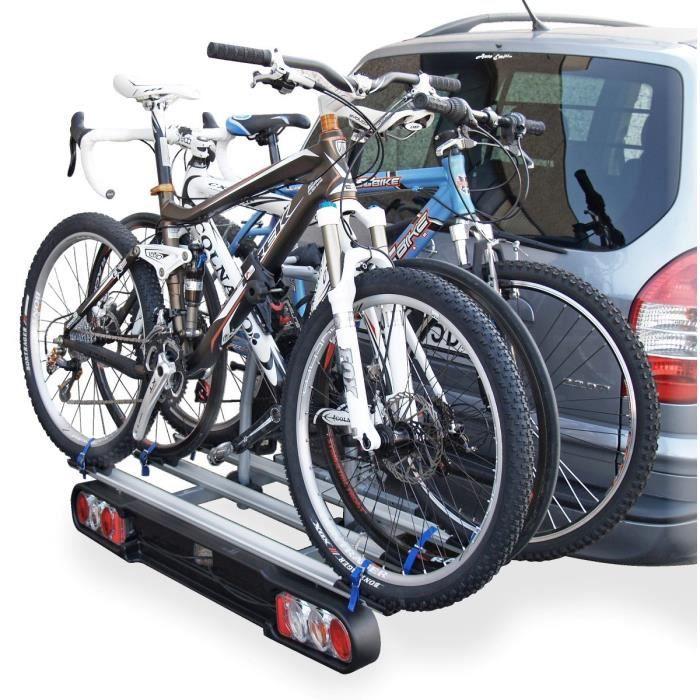 PORTE-VELO B&R Porte vélos attelage - 3 Vélos
