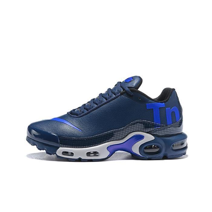 chaussures nike tn bleu