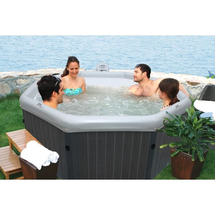jacuzzi tuscany 4 places achat vente spa complet kit spa jacuzzi tuscany 4 places soldes. Black Bedroom Furniture Sets. Home Design Ideas