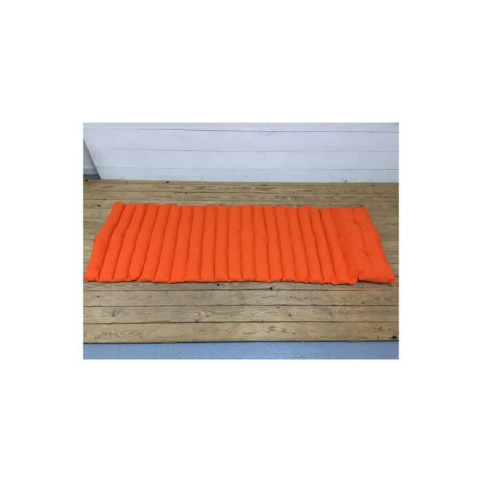 matelas bain de soleil orange achat vente coussin d 39 ext rieur matelas bain de soleil orange. Black Bedroom Furniture Sets. Home Design Ideas