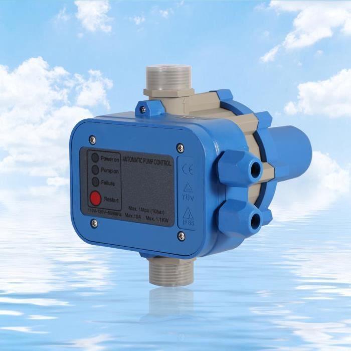 POMPE ARROSAGE Contrôleur de pompe à eau automatique Commutateur