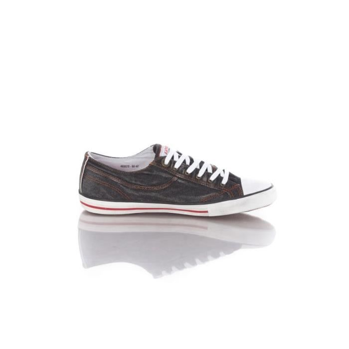 Kaporal Chaussures Icare noir 8