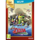 JEU WII U NOUVEAUTÉ The Legend of Zelda The WindWaker HD Select Jeu Wi