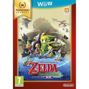 JEUX WII U The Legend of Zelda The WindWaker HD Select Jeu Wi