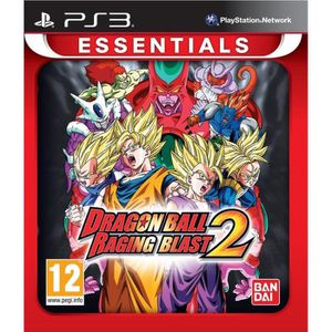 JEU PS3 Dragon Ball Raging Blast  2 Essentials Jeu PS3