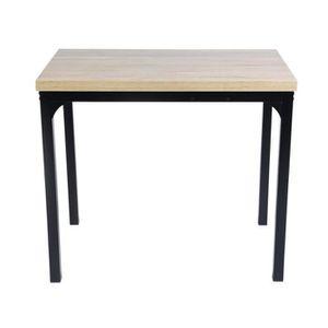 TABLE À MANGER SEULE MARLOWE Table à manger console extensible - Style