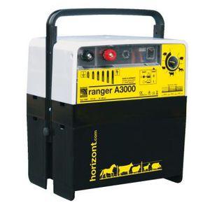CLÔTURE ÉLECTRIQUE Electrificateur de cloture Ranger A3000 Horizont A