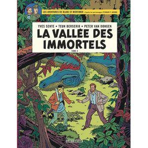 BANDE DESSINÉE Blake et Mortimer Tome 26 - La Vallée des Immortel