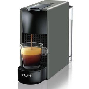 MACHINE À CAFÉ Krups Nespresso Essenza Mini Gris Intense