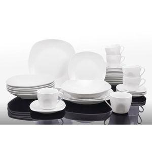SERVICE COMPLET T1003048-60X - Service de table 60 pièces - Porcel