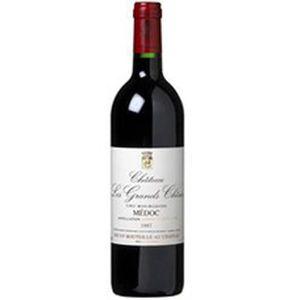 VIN ROUGE Ch. Les Grands Chênes 2014 Médoc 75 cl - Rouge
