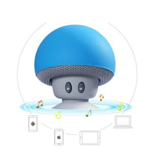ENCEINTE NOMADE OEM - Enceinte Champignon Bluetooth pour SONY Xper