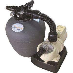 POMPE - FILTRATION  Kit de filtration POOLSTYLE 6m3/h