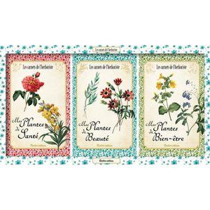 LIVRE SANTÉ FORME Livre - les petits carnets de l'herboriste