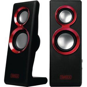 HAUT-PARLEUR - MICRO Sweex SP201  Purephonic Enceinte/Haut parleur mult