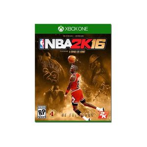 JEU XBOX ONE NBA 2K16 Xbox One