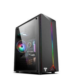 BOITIER PC  Boîtier PC ATX micro-atx mini-itx USB3.0 Support 4