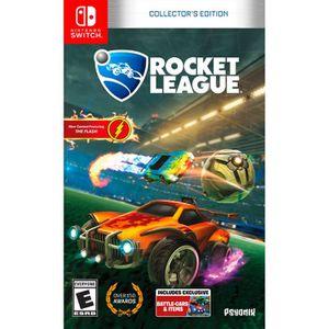 JEU NINTENDO SWITCH Rocket League Edition Collector Switch
