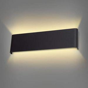APPLIQUE  WOWATT 30CM Applique Murale Interieur LED 12W Blan