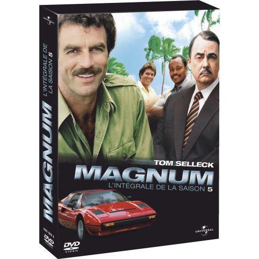 DVD Magnum, saison 5