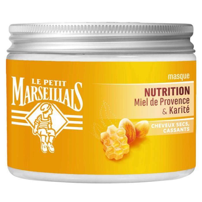 LE PETIT MARSEILLAIS Masque Nutrition Miel de Provence - 300ml