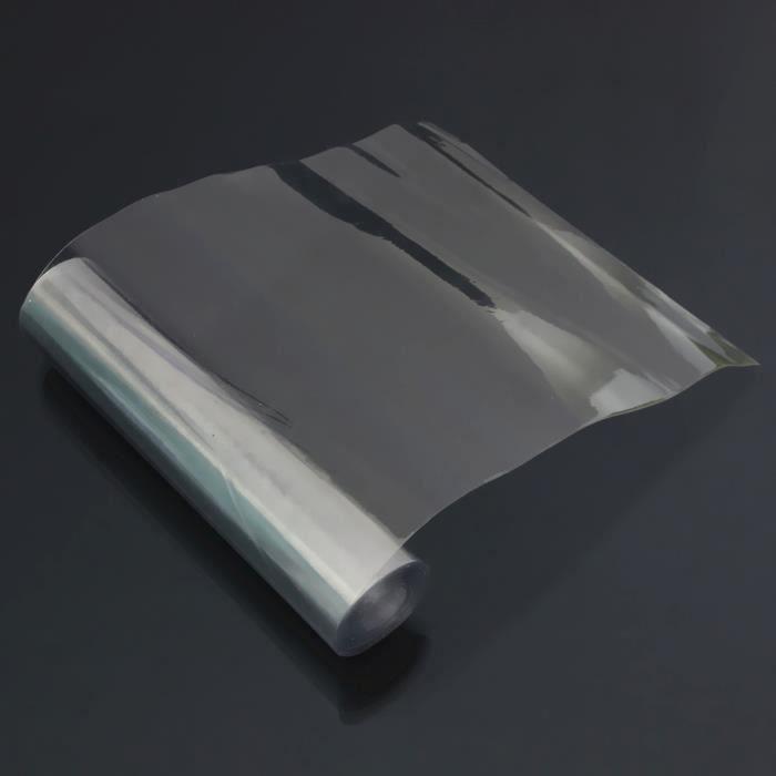 3M*15cm Film de Protection Peinture Transparent Polyurethane Moto Voiture Auto
