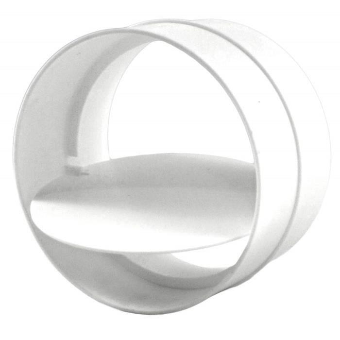 calimaero 100 mm Connecteur de Dérivation Clapet Anti-Retour