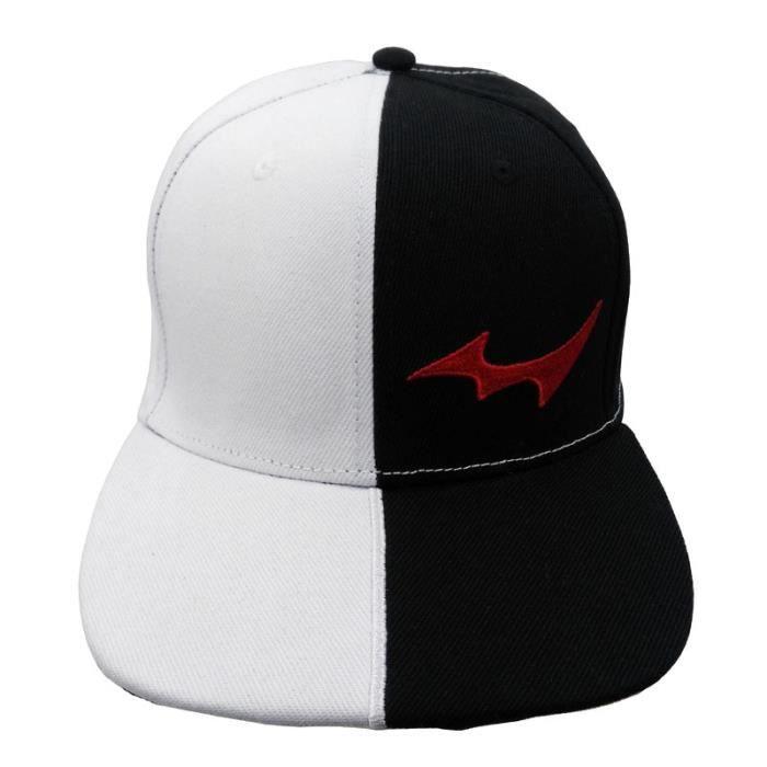 Une pièce Anime Tony Tony Chopper casquettes de Baseball Tokyo Ghoul Hip Hop chapeaux hommes femmes Monokuma Adjustable