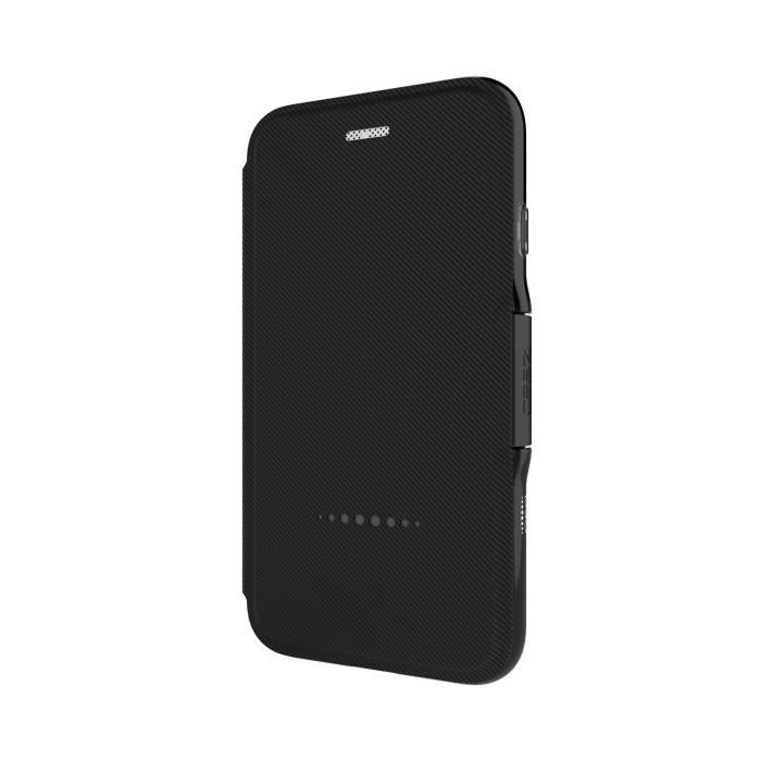 GEAR4 D3O Oxford Coque - iPhone 7 - Noir