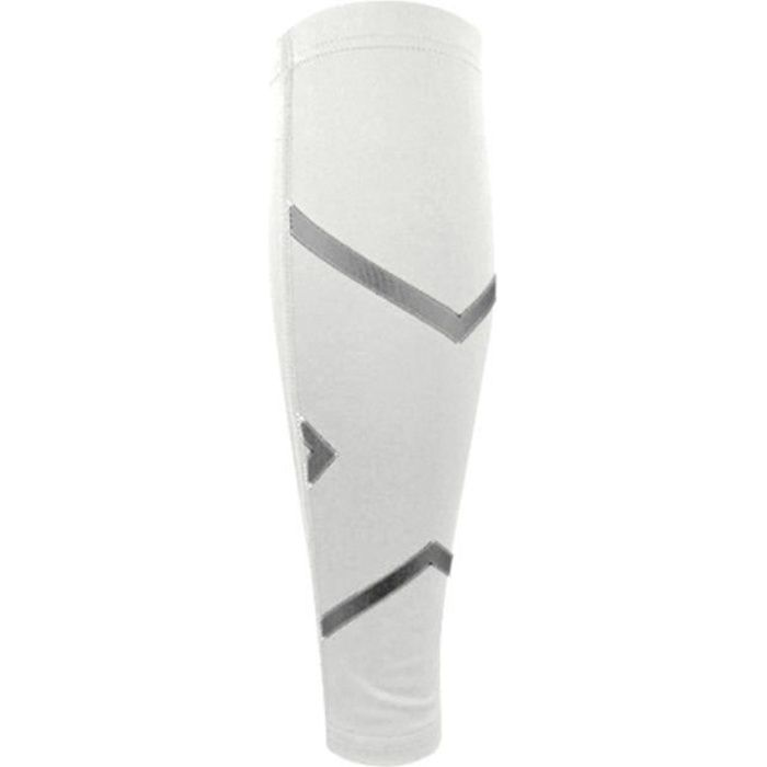Manchon de compression pour mollet Support de performance pour les jambes Attelle de tibia et soulagement de la douleur au mollet