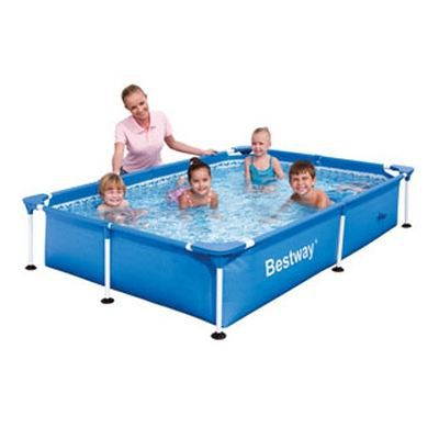 Piscine tubulaire enfant bestway splash achat vente for Piscine tubulaire bestway