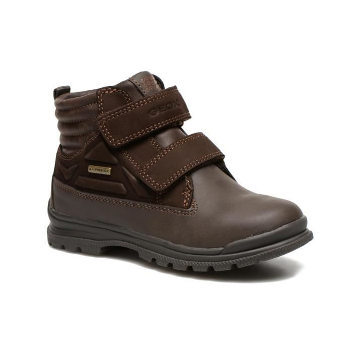 Chaussures Bottines Modèle Geox Garcon Pour J William fYb67gy