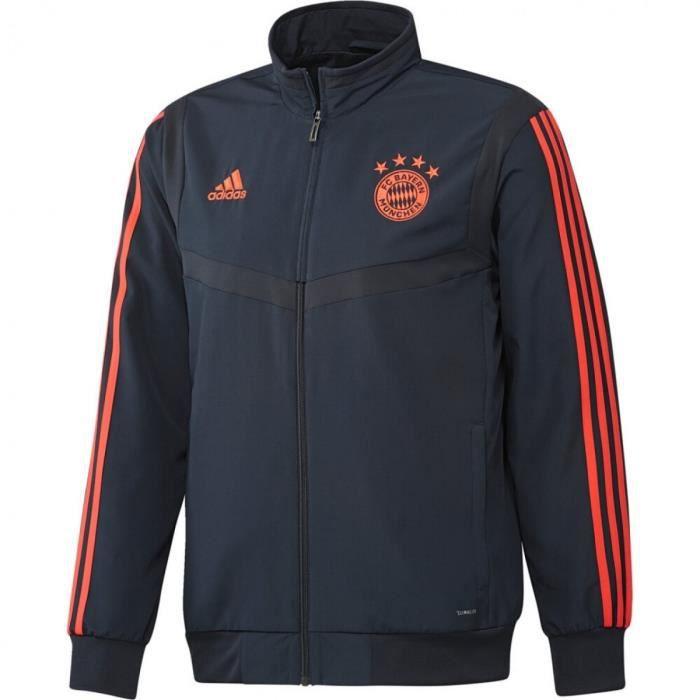 Veste de présentation adidas FC Bayern Munich
