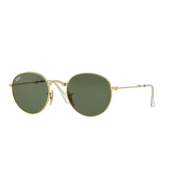 lunette ray ban femme dore