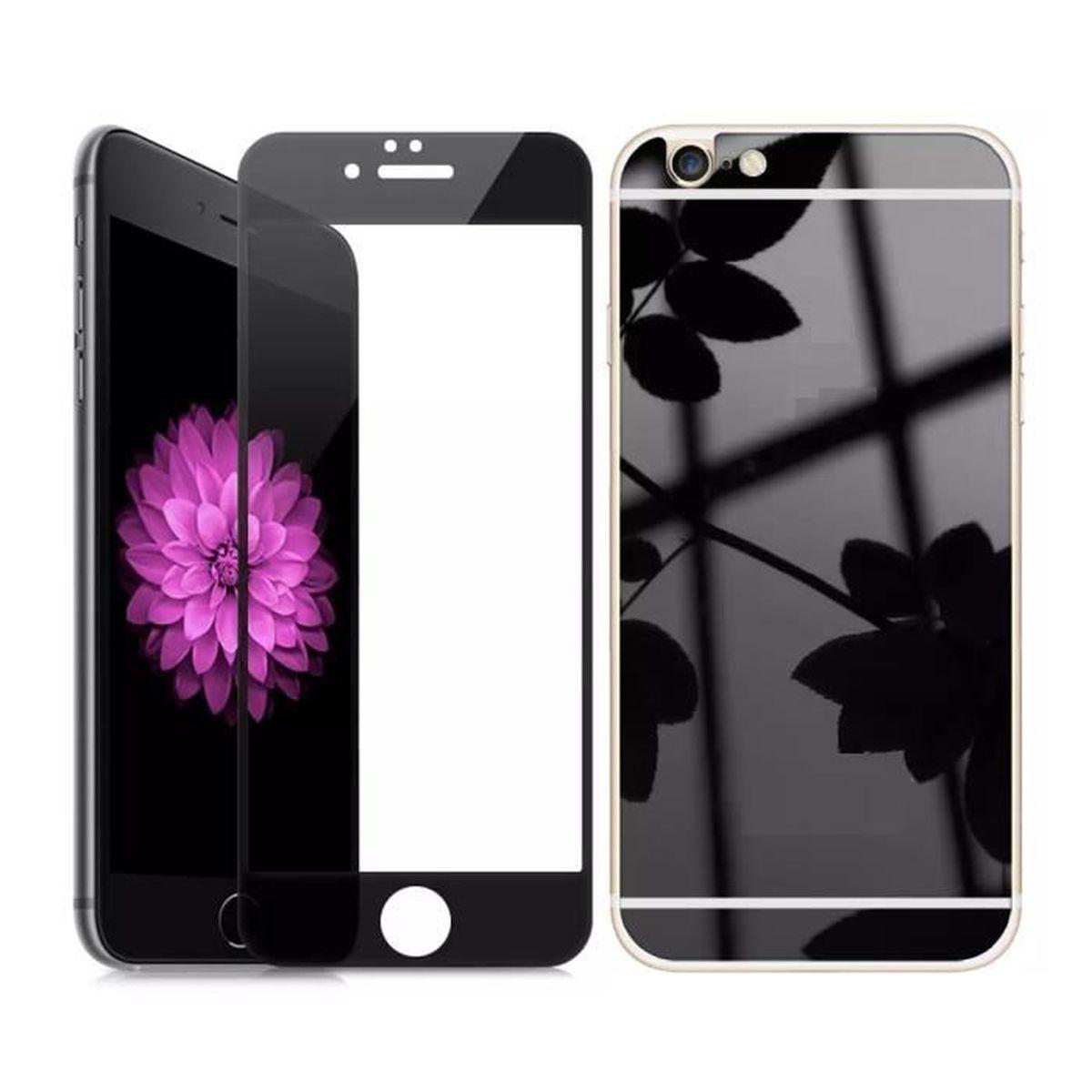 Coque iphone 4s avec miroir