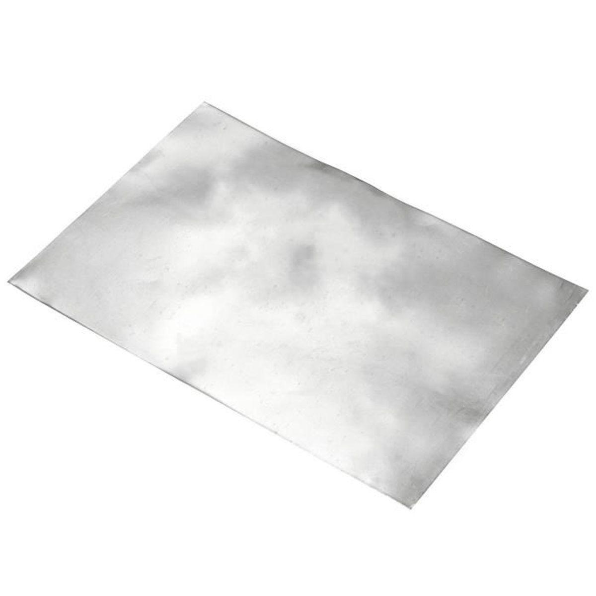 Feuille De Zinc Pour Cuisine zinc zn feuille plaque 150×100×0.3mm pr science chimie