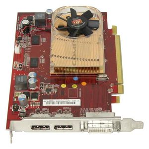 CARTE GRAPHIQUE INTERNE Carte Graphique ATI Radeon HD4650 ATI-102-B83401 1