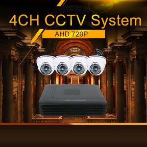 CAMÉRA DE SURVEILLANCE HisEEu caméra CCTV DVR système AHD 720P