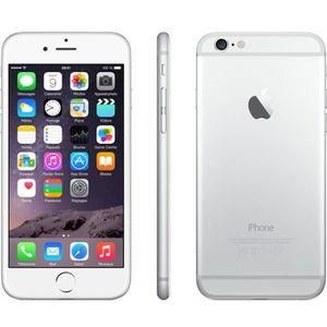 SMARTPHONE RECOND. Apple iPhone 6 16Go Argent Smartphone écouteur+cha