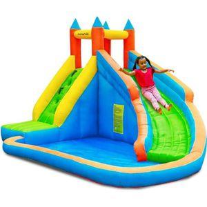 AIRE DE JEUX GONFLABLE Château Gonflable aquatique Play4Fun : aire de jeu