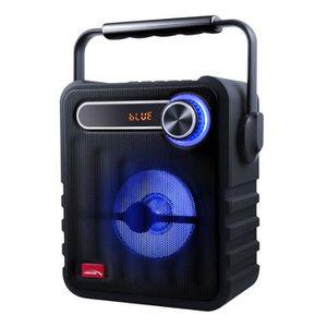 ENCEINTE NOMADE Haut-parleur portable Bluetooth FM, USB, PMPO 75W