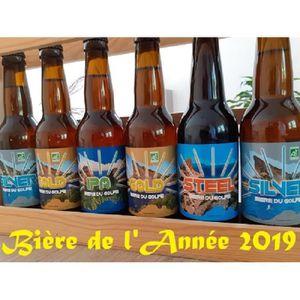 BIÈRE COFFRET 6 BIÈRES GOLFE DE LA CIOTAT