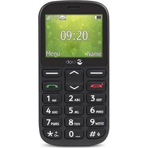 Téléphone portable Doro 1360 blister Black